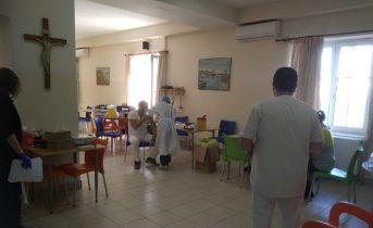Εμβολιασμός κατά της νόσου COVID-19